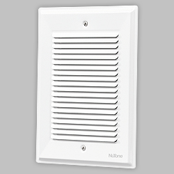 Nutone La14WH Wired Door Chime