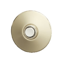 Nutone PB41BGL Wired Door Bell Push Button