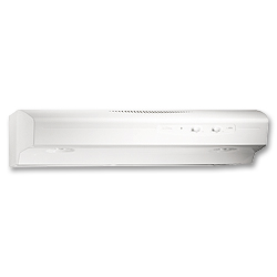 Broan QS130WW 30 Inch, White On White