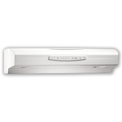 Broan QS342 42 Inch White on White