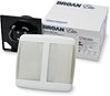 Broan QTRE080F Bathroom Fan finish kits