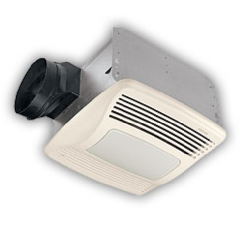 Broan QTX110SL Ultra Silent Humidity Sensing Bathroom Fan