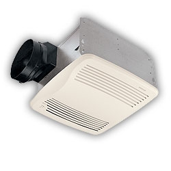 Broan QTXE110S Bathroom Fan Humidity Sensing 110 CFM