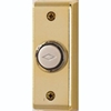 Nutone PB69LPB Wired Door Bell Push Button