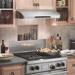 "Broan E662E42SS 42"" High Performance Range Hood, Stainless Steel"
