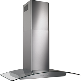 Chimney Hood - Broan EW5636SS Chimney Hood, Range Hood, Kitchen Exhaust, Kitchen Range, Broan, Broan EW5636SS
