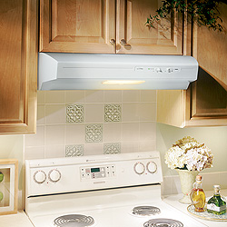 Broan QSE130WW Range Hood CLEARANCE ITEM!