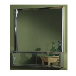 NuTone VM230P Combination Mirror and Cabinet