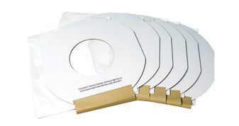 AirVac VMP600-6 Replacement Vacuum Bags