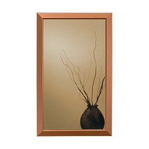 Nutone 625N244COC Hamtpon Series Framed - Copper
