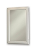 NuTone 8128 White Finish-Single-Recessed