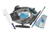 Vacumaid MF510 Microfiber Kit with Low Voltage Strip Hose Central vacuum attachments, central vacuum, central vacuums, central vacuum system, central  vacuum parts, vacuum parts, built in vacuum