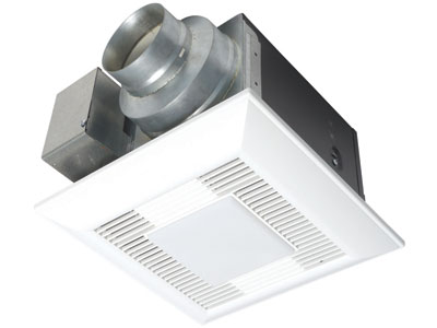 Panasonic FV08VQL5 Ceiling Mounted Fan/Light Combination