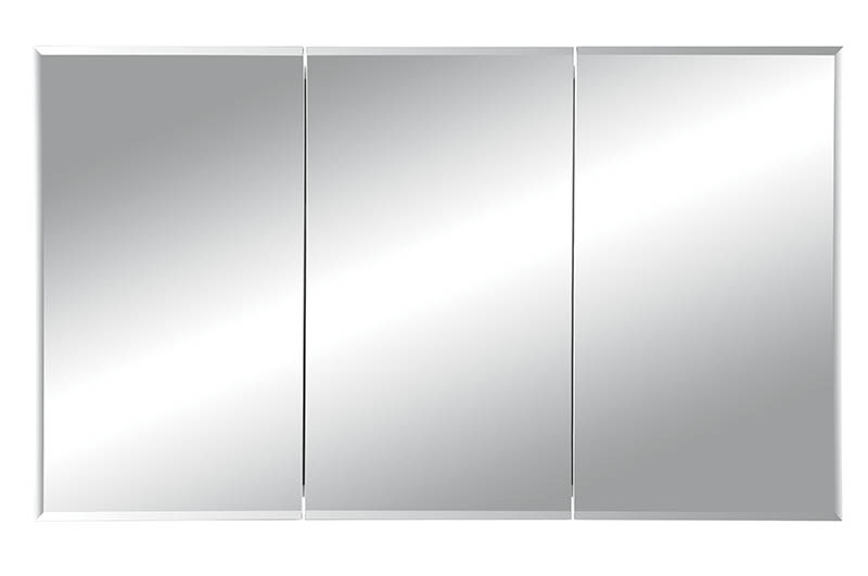 NuTone 255024 Tri-View Recessed Cabinets