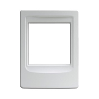 NuTone NF300PWH Outdoor Remote Station Retrofit Frame - White