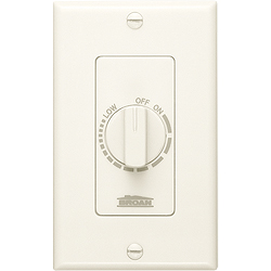 Broan 57V Bathroom Fan Wall Control