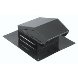 Broan 636 Roof Cap - Black