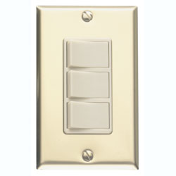 Broan 65V Bathroom Fan Wall Control