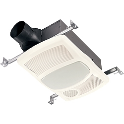 NuTone 765HL Ventilation Bathroom  Fan with Heater and Light