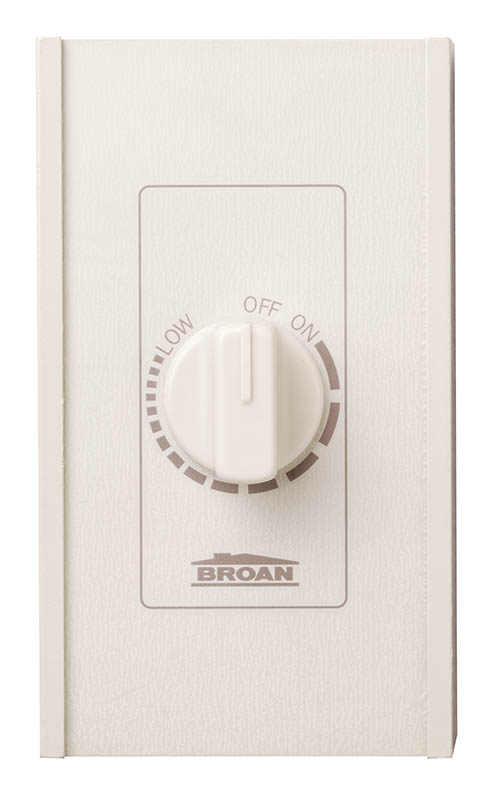 Broan 277V Electronic Variable Speed Control