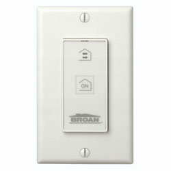 Broan VB20W Bathroom Fan Wall Control