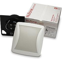 Nutone QTRN080F Bathroom Fan finish Pack