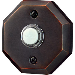 Nutone NB2011RB Door Bell Push Button