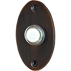 Nutone NB5575RB Door Bell Push Button