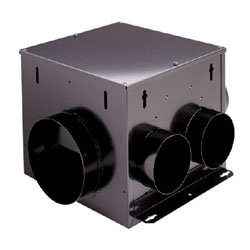 Broan MP140 In-Line Exhaust Fans, 150 Cfm, 1.5 Sones