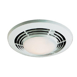 NuTone QT9093WH Combination Heater Bathroom Fan