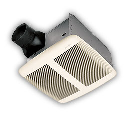 Broan QTRE110 Ultra Silent Humidity Sensing Bathroom FansENERGY STAR® qualified