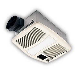 NuTone QTXN110HL Heater/Fan/Light