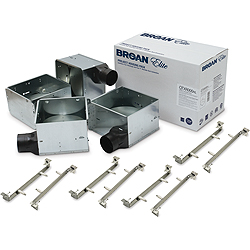 Broan QTXR000HL Bathroom Fan Finish Pack