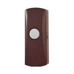 Nutone PB75BR Wireless Door Bell Push Button