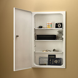 NuTone RSC1000N Standard Recessed Security Cabinet