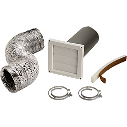 Nutone WVK1A Wall ducting Kit CLEARANCE ITEM!