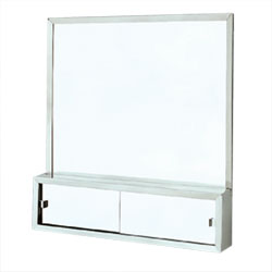 NuTone VM236P Combination Mirror and Cabinet