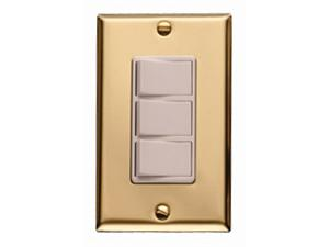 Broan P65W Bathroom Fan Wall Switch Bathroom fan, bathroom fans, bath fan, bath fans, exhaust fan, exhaust fans, bathroom exhaust fans, bathroom fan wall switch