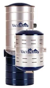 VacuMaid P350P Cyclonic Split System Vacuum with DC1240 Dirt Can Central vacuum system, Central vacuum systems, Vacuum system, vacuum systems, Central vacuum, Central vacuums